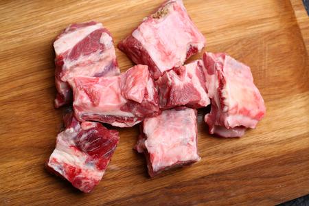 Fresh ribs 版權商用圖片