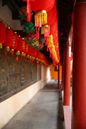 Nantong Tianning Temple Фото со стока