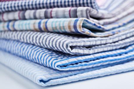 Cloth texture close-up