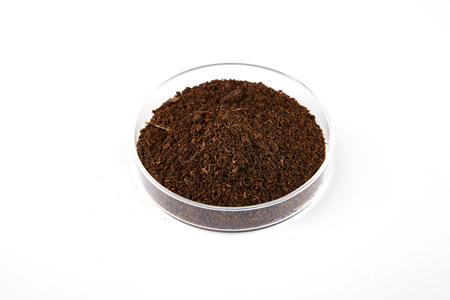 Fertilizer soil Standard-Bild - 112662931