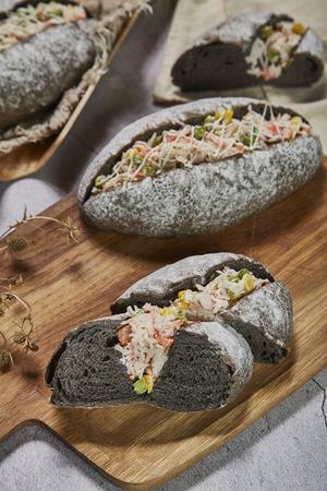 coarse grain bread