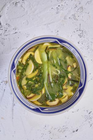 Lamb noodles Stock fotó
