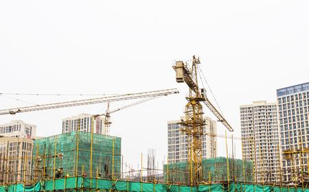 Tall buildings under construction Editorial