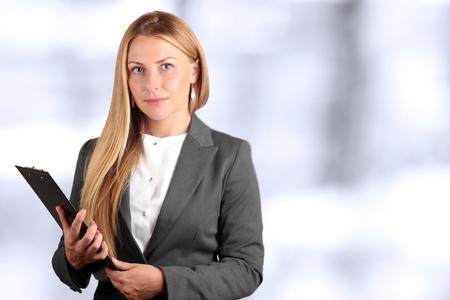 Die schöne Geschäftsfrau Porträt. Standard-Bild - 46618315