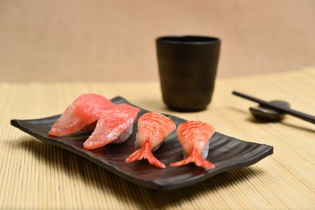classical japanese food- sushi