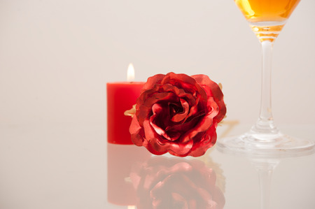 this background can be used as advertisement of valentines-day Stock Photo