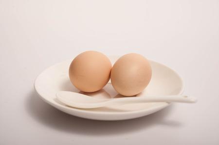 twain: breakfast with 2 eggs