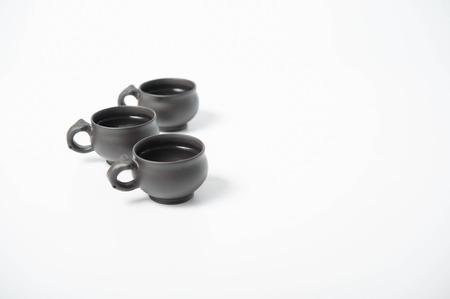 teaset: redware teaset