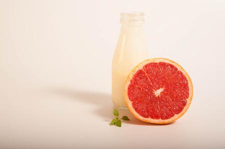 grapefruit yogurt