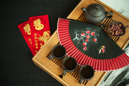 background of Chinese New Year