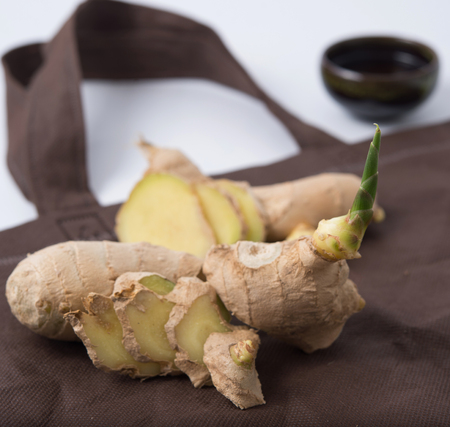 attar: ginger %uFF0C used as healthy life background