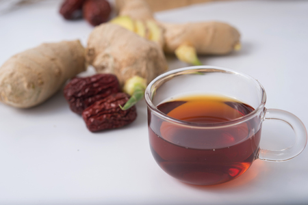 Jiangzaotea, can be used as background of a way to keep good health
