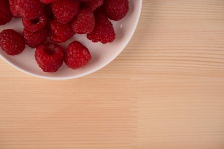 raspberry fruits Фото со стока