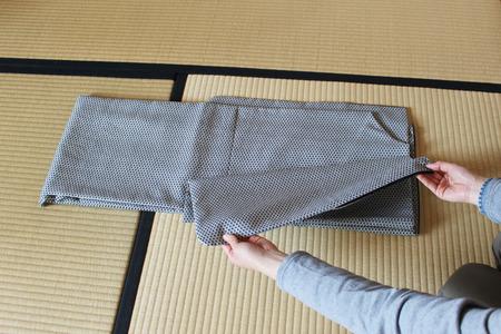 Folding Kimono Imagens