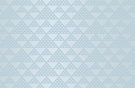 Japanese traditional pattern triangle motif vector background blue 일러스트