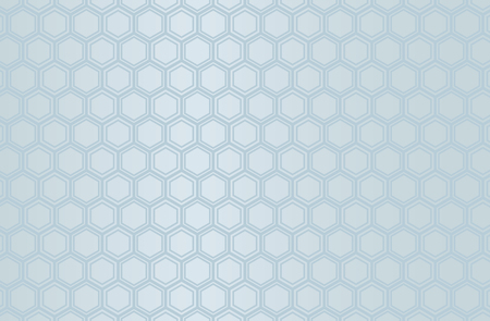 Japanese traditional  hexagonal geometric pattern vector background blue 일러스트