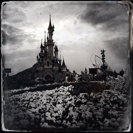 vintage Disneyland Editorial