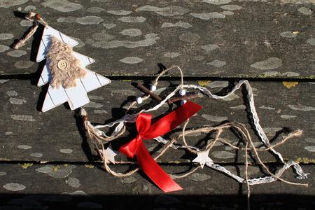 Dolce decorazione natalizia Archivio Fotografico - 90272638