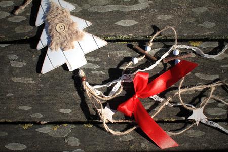 Dolce decorazione natalizia Archivio Fotografico - 90500589