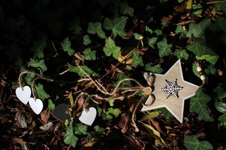 Dolce decorazione natalizia Archivio Fotografico - 90500591