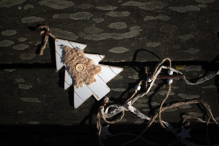 Dolce decorazione natalizia Archivio Fotografico - 90189520