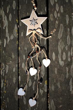 Dolce decorazione natalizia Archivio Fotografico - 90272641