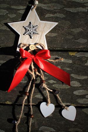 Dolce decorazione natalizia Archivio Fotografico - 90178076