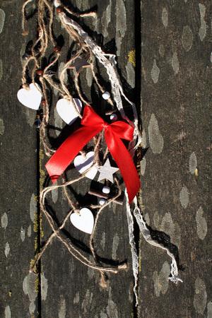 Dolce decorazione natalizia Archivio Fotografico - 90266654