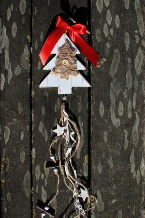 Dolce decorazione natalizia Archivio Fotografico - 90272643