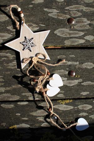 Dolce decorazione natalizia Archivio Fotografico - 90266662