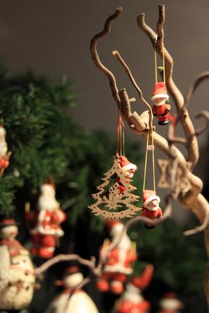 Dolce decorazione natalizia Archivio Fotografico - 97710437