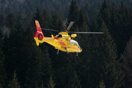 mountain rescue - ski sports
