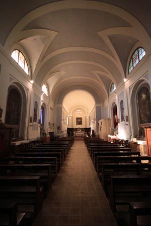 """Senigallia - Italia - Convento di """"Santa Maria delle Grazie"""" Archivio Fotografico - 94240270"""