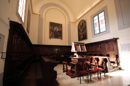 Senigallia - Italy - Convent of Santa Maria delle Grazie