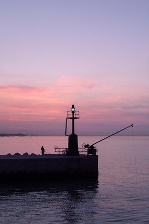Senigallia - Italy - old west lighthouse