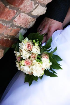 wedding day - bouquet