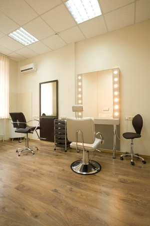Cabinet make-up artist and hairdresser Stock Photo - 10298842