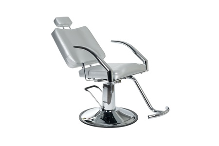 Special makeup artist chair isolated on white. Stock Photo - 10298796