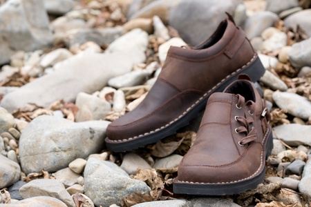 New man shoes photo