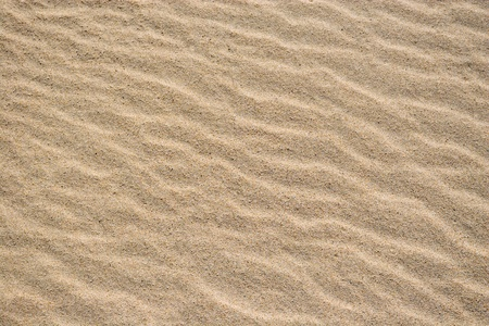 Coast.Sandy dunes. Stock Photo