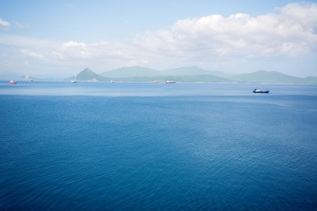 Nakhodka Bay  Russia  Primorsky Krai  Japan sea  photo