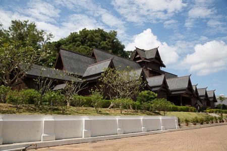 replica: MALACCA, MALAYSIA - CIRCA JANUARY, 2015: Replica of Melaka