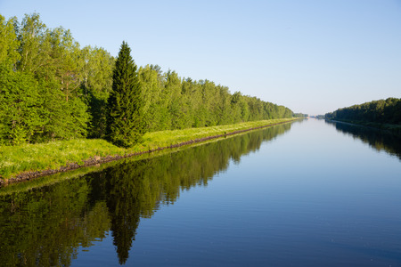 navigable: Navigable Canal Moscow (Moscow-Volga Canal)