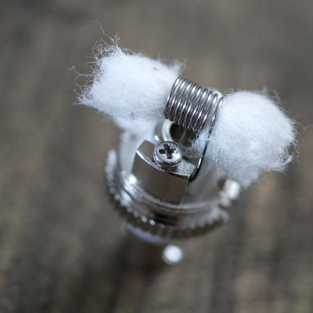 Rebuildable Dripping Vaping Atomizer, close up Imagens