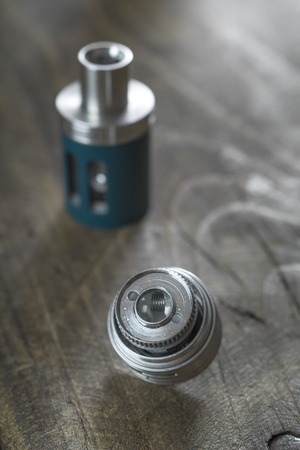 atomizer: Electronic cigarette Atomizer Replacement Head in close up