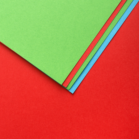 Abstract l colored paper texture minimalism background.