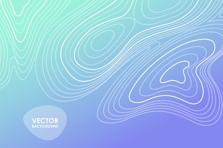 pick light: Abstract vector background with line waves. EPS 10 vector illustration