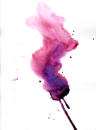 multicolored background watercolor