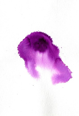 Multicolored background watercolor stains and blots Zdjęcie Seryjne