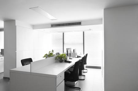 Simple and stylish office environment Редакционное